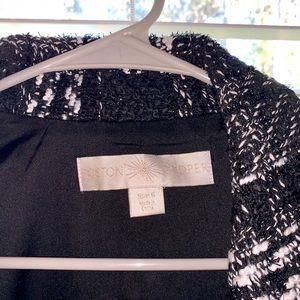 Boston Proper Jackets & Coats - Boston Proper Tweed Vest